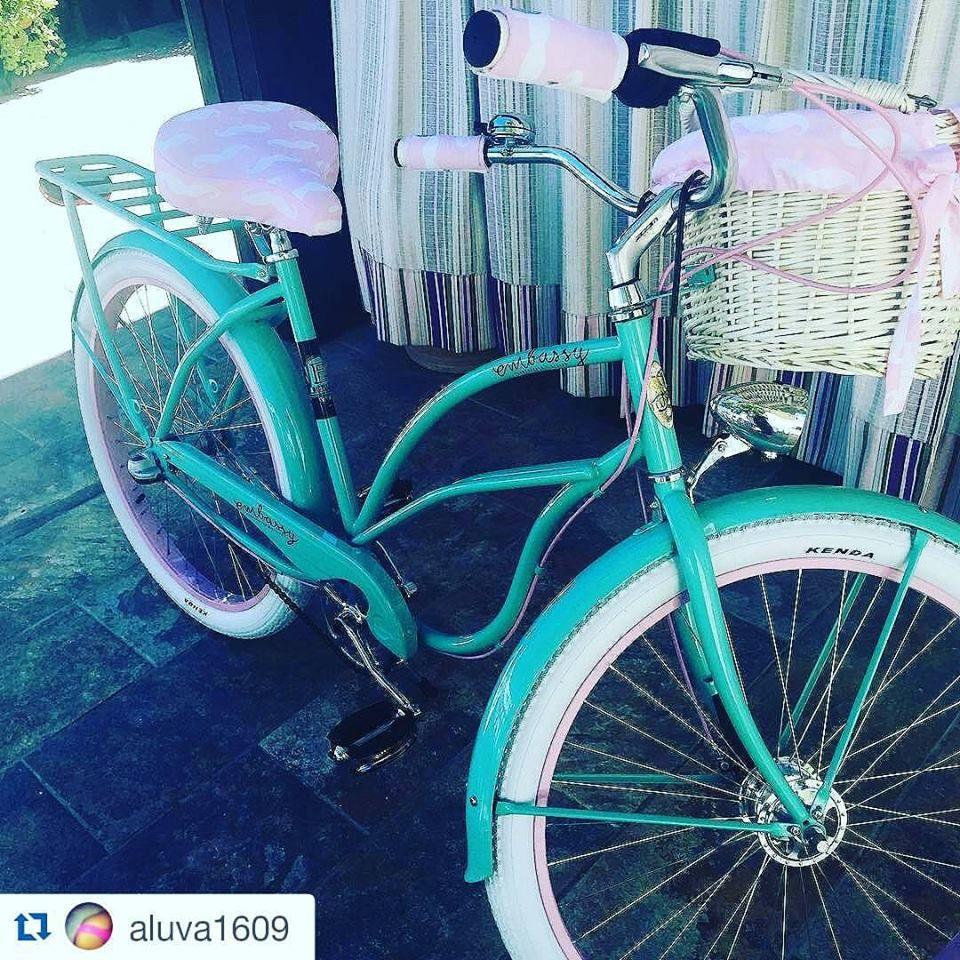 Nuestra Bicicleta De Paseo Aloha Encontrado Nueva Casa Bici Disponible En Nuestra Tienda Www Favoritebike Com Bici D Bicicletas De Paseo Bici Bicicleta Urbana