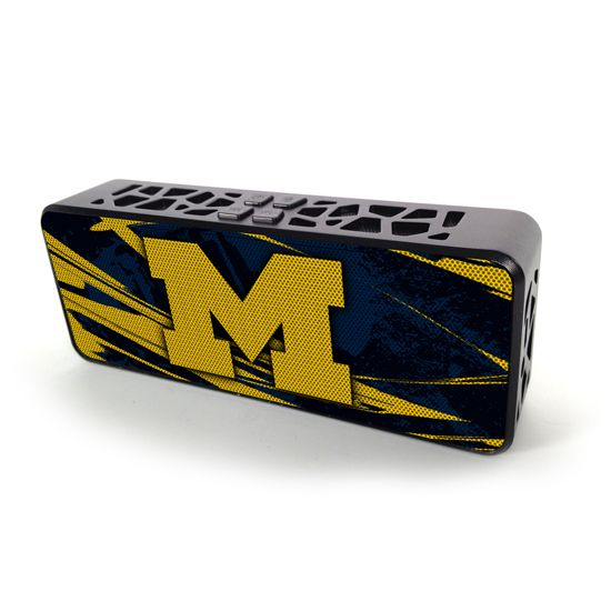 Keyscaper University of Michigan Bluetooth speaker