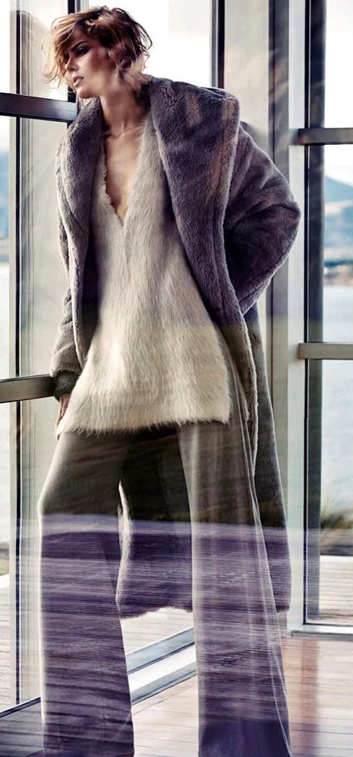 Lydia Willemina for Harper's Bazaar Australia