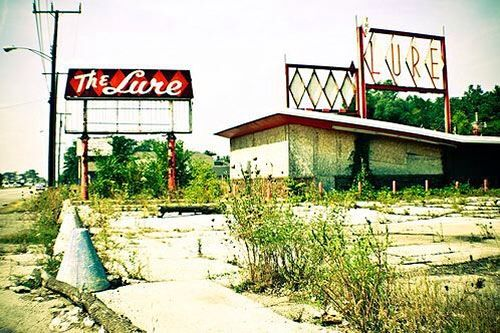 The Lure Drive In On Us 20 In Gary Indiana I Went There Every