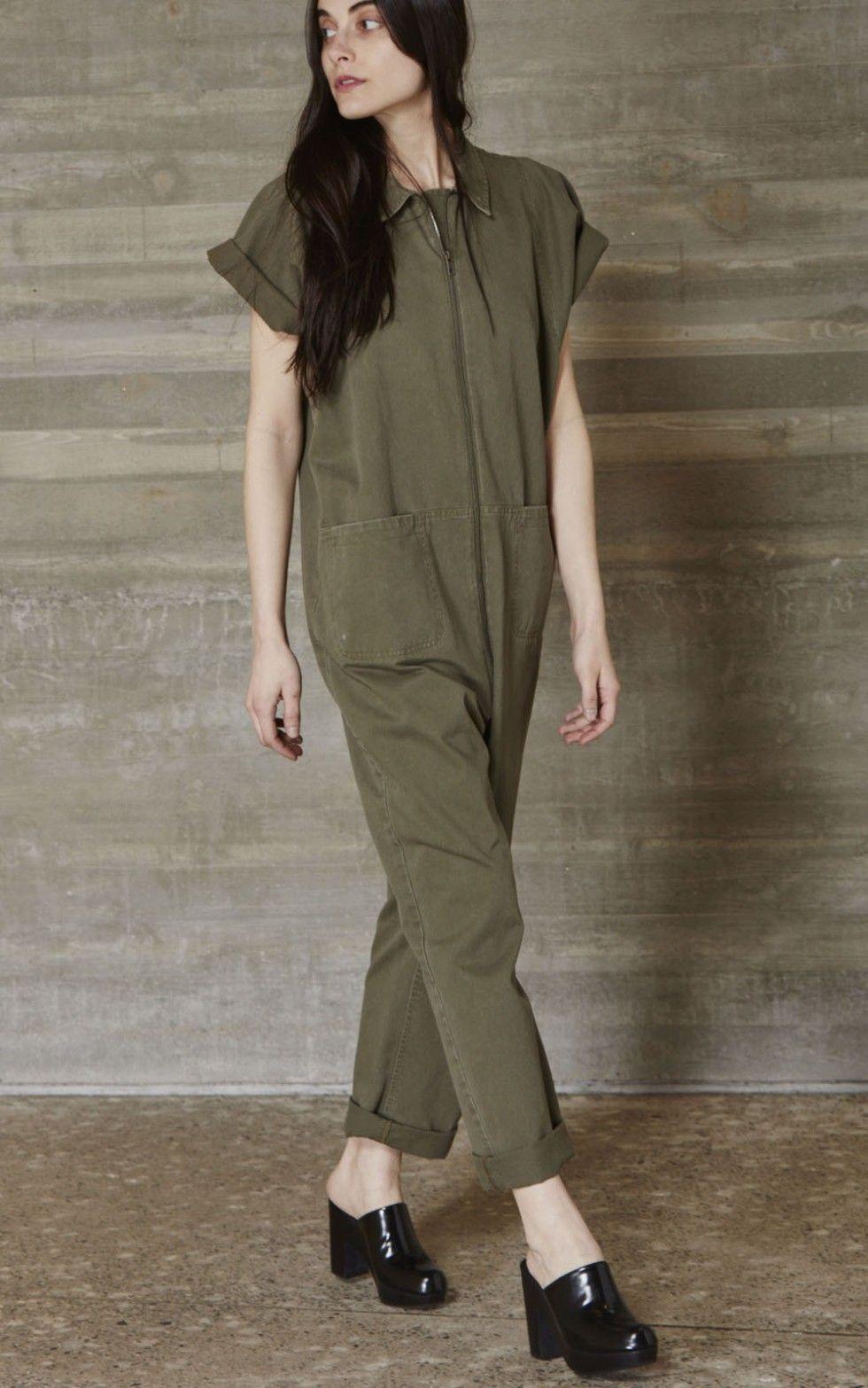 63f441623974 Rachel Comey - Barrie Jumpsuit - Clothing - Women s Store