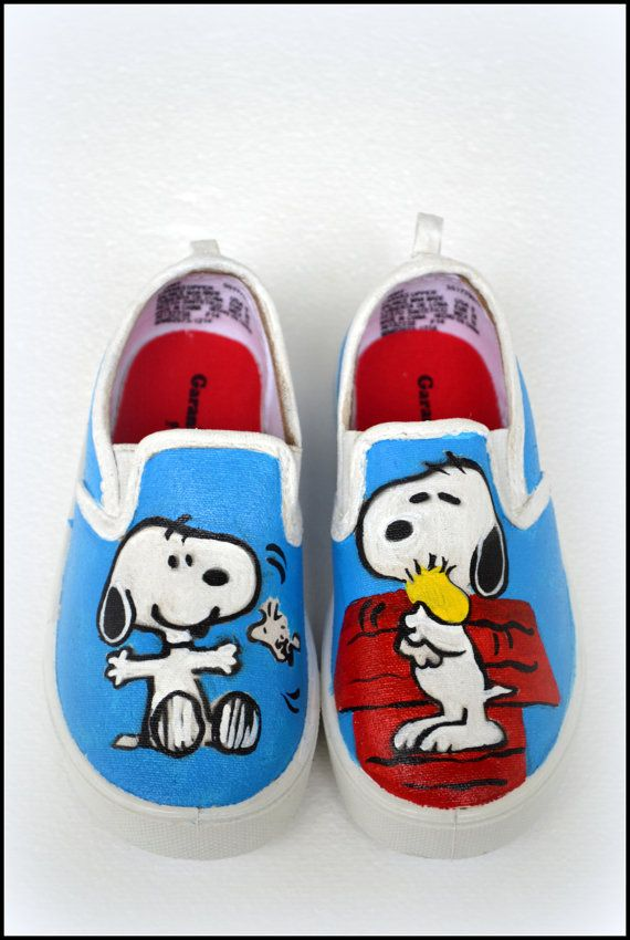 abae19bb28b These are super cute shoes sneakers for boys. Hand painted in both little  boy and toddler shoe sizes