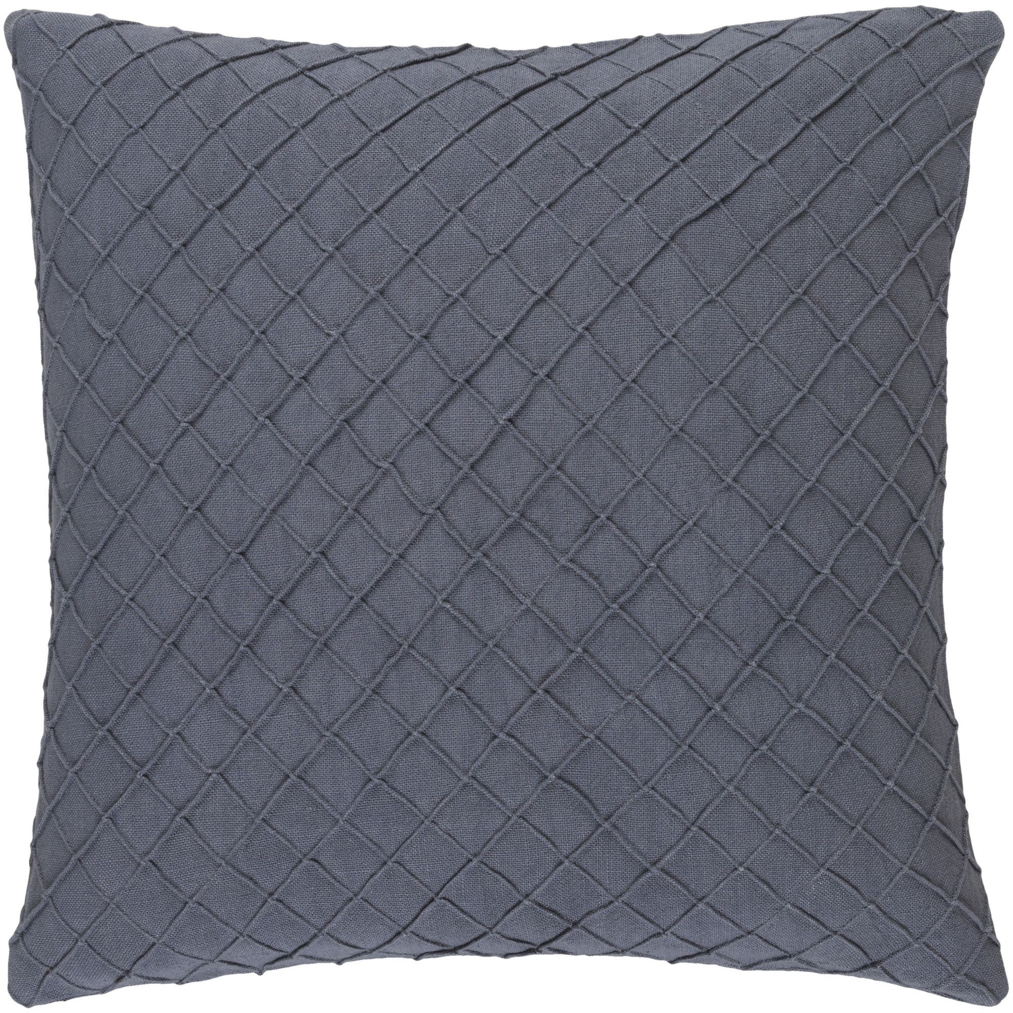 Warwick 100% Linen Throw Pillow Cover