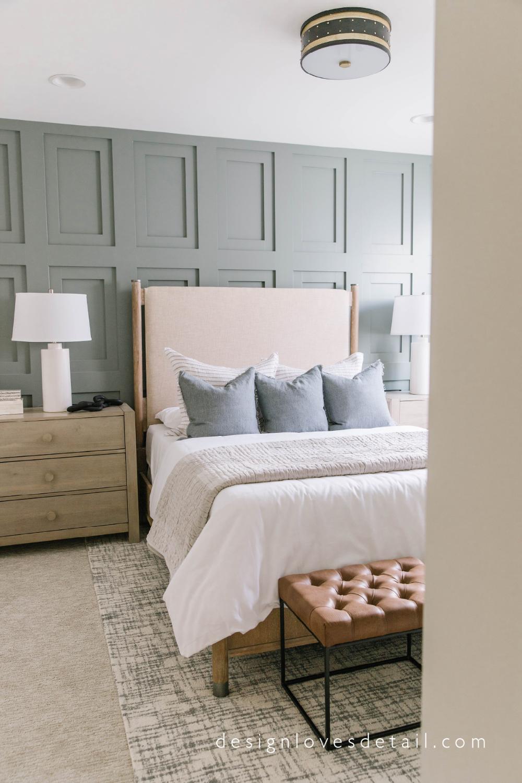 Photo of #EuropeanOrganicModern: Basement Bedroom Reveal!