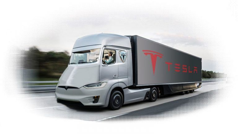 Tesla All Electric Semi Truck To Deliver Substantial Reduction In Cost Of Cargo Transport Says Elon Musk
