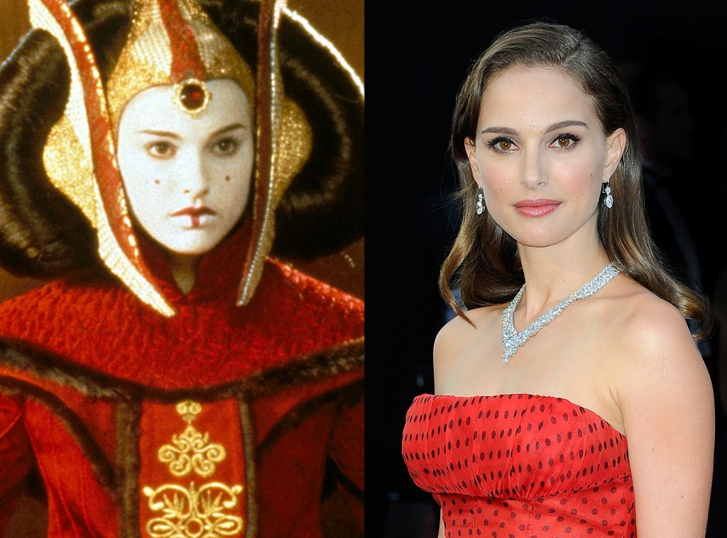 Natalie Portman from Star Wars: Where Are They Now ...