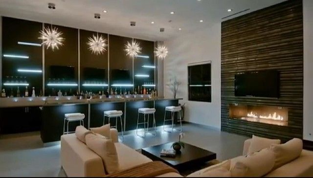 Luxury Cladding Collection  Interiorzine  Interior  Surfaces Gorgeous Luxury Modern Living Room Design Review