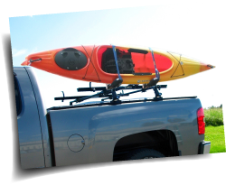 Yakima Rack On Top Of Truck Bed Cover Kayak Rack Kayak Rack For Truck Kayak Storage