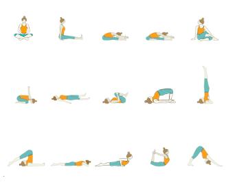 beginner yoga yoga for diabetes in 2020  yoga for