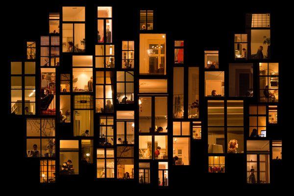 Growing Apart Together by Jasper van den Ham, via Behance