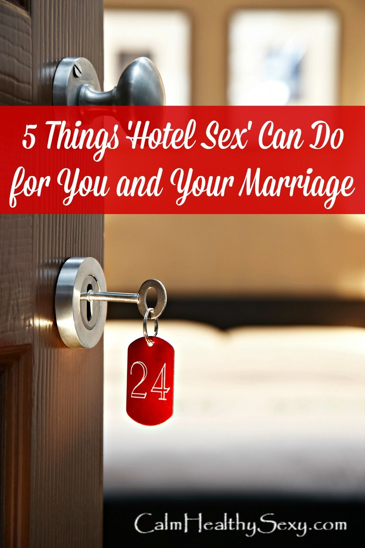 Однажды в отеле секс