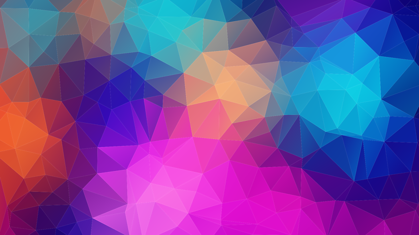 foto de Image gratuite sur Pixabay - Triangles, Polygone, Couleur, Rose en ...