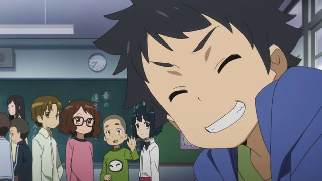 The Anohana Movie Is A Decent Epilogue But A Poor Film Anohana