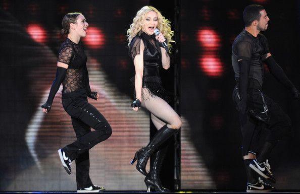 Madonna was born Madonna Louise Ciccone in Bay City, Michigan