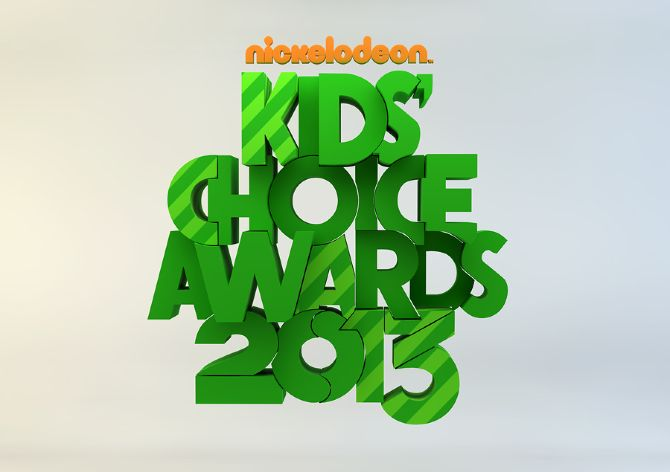 Nickelodeon Kids' Choice Award 2013 Logo - Anton Pearson