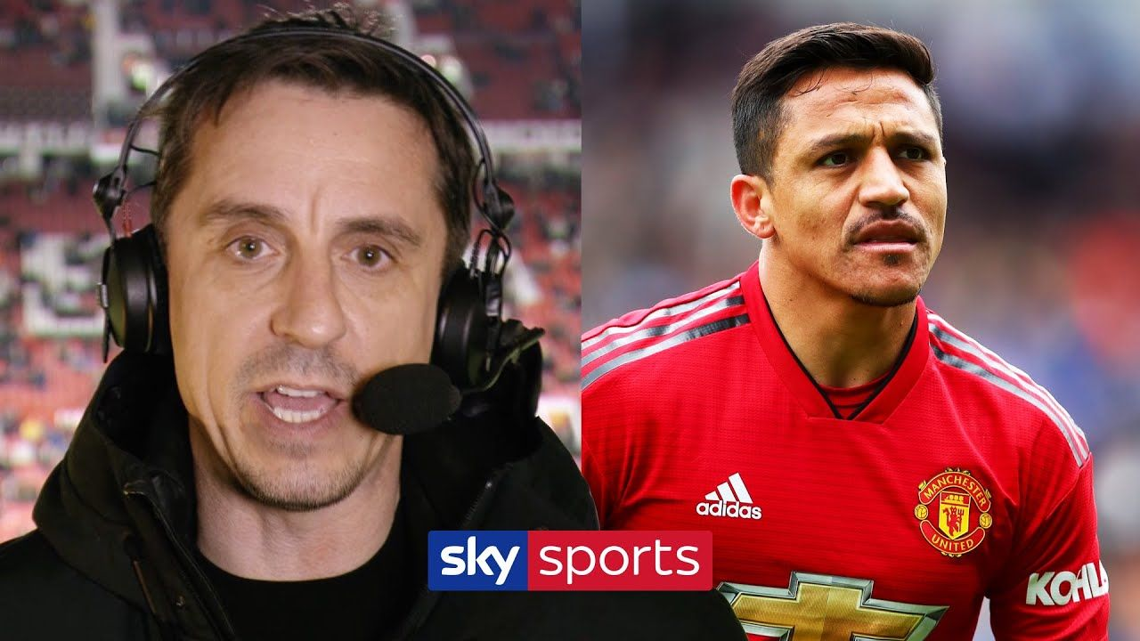 Gary Neville criticises Man United's player recruitment