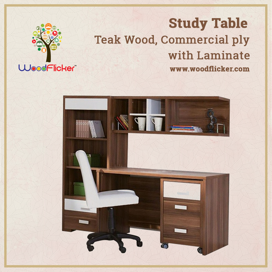 Buy Study Tables Online In India At Low Price From