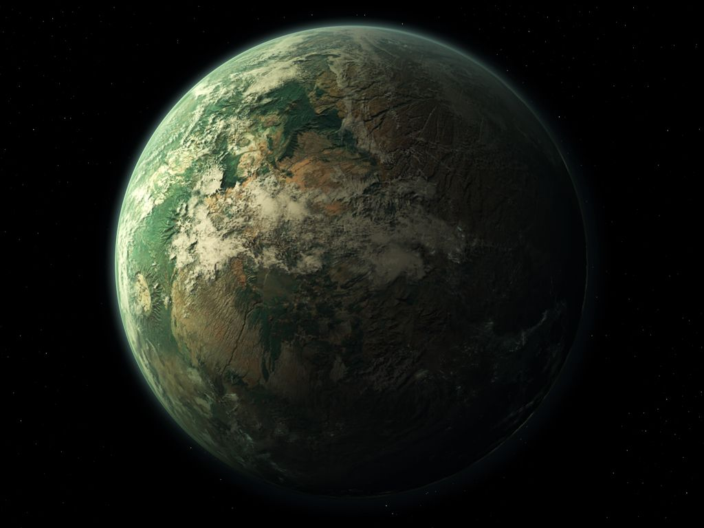 Here is my first real 3D planet done in cinema4d. MQO ...