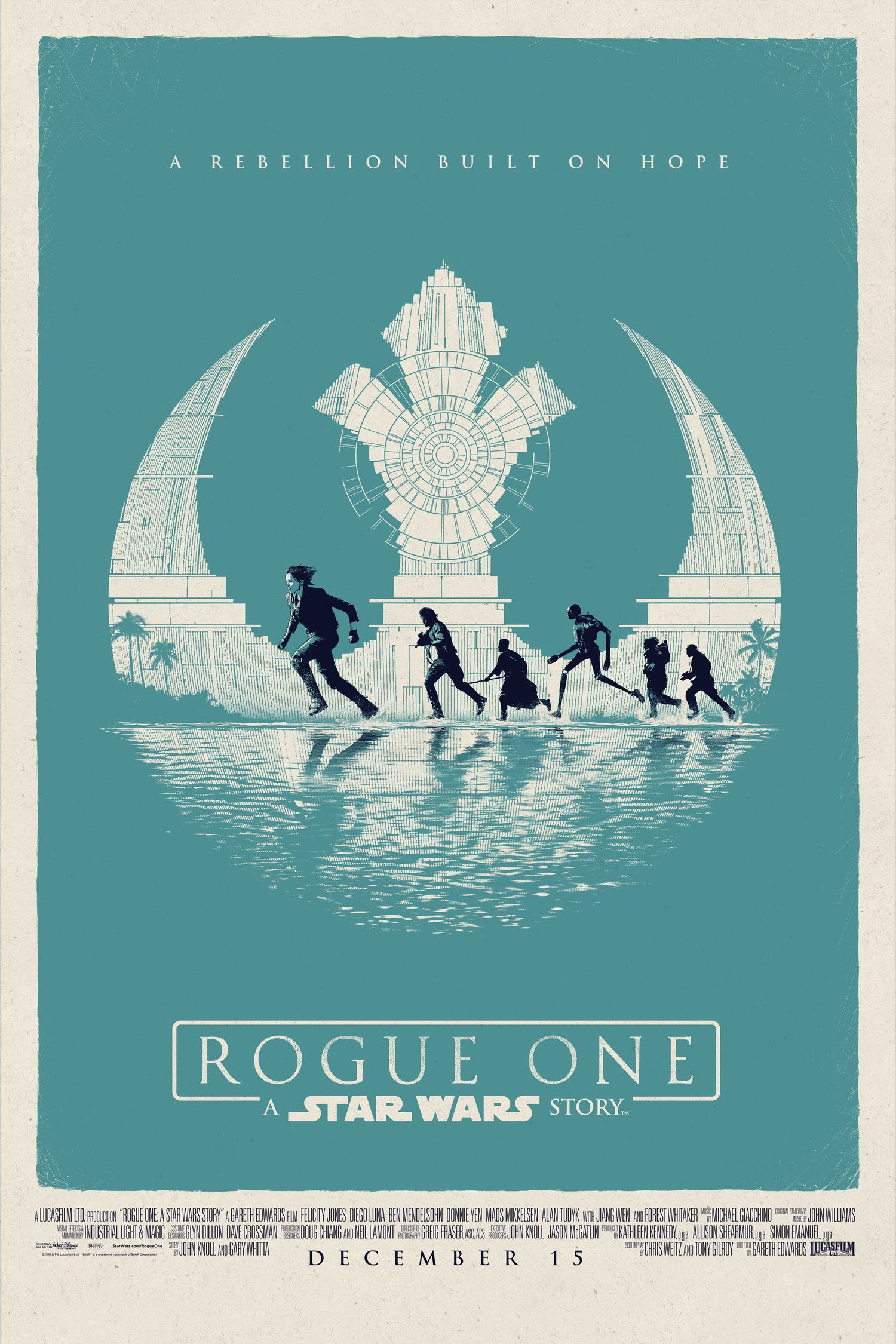 Rogue One By Matt Ferguson Want It On A Whim Star Wars Movies Posters Rogue One Star Wars Star Wars Poster