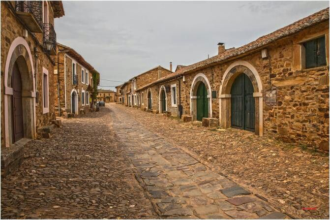 Castrillo de los Polvazares. León. Spain. Foto: Mino.