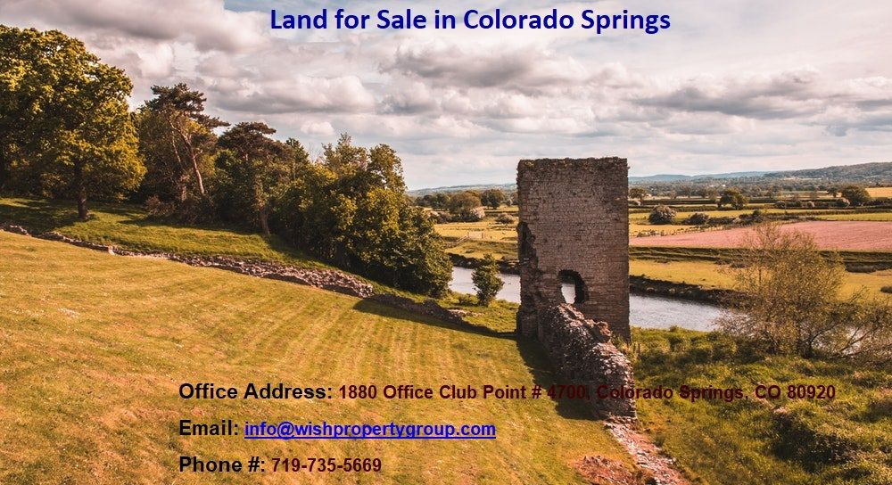 Land For Sale Colorado Springs Commercial Real Estate Wish Property Group Landscape Landscape Photos Landscape Photography