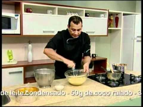 Chef Adeilton Meira - Receita de Sorvete de Pudim