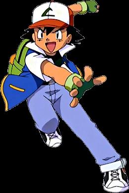 Ash Ketchum Original Series Kanto And Orange Islands Pokemon Wiki Fandom Powered By Wikia Ash Pokemon Ash Ketchum Original Ash Ketchum