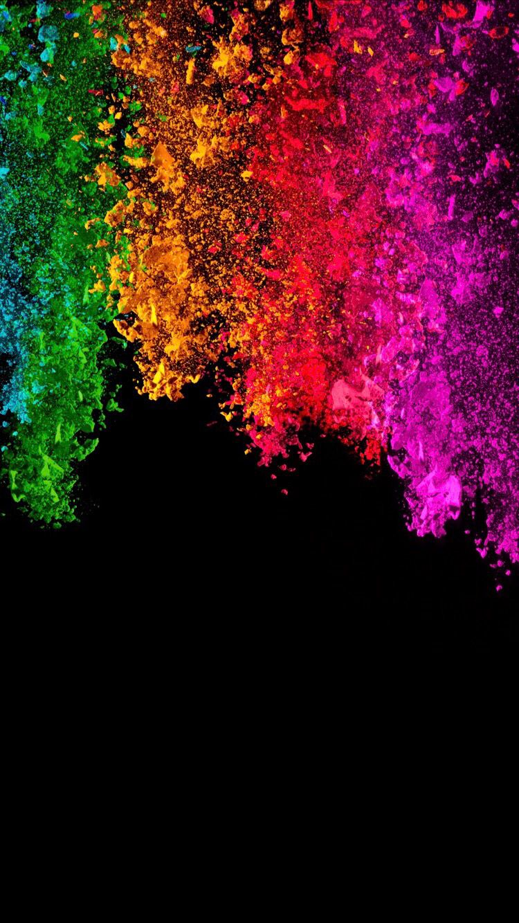 Bright Colorful Background For Your Iphone Xs From Everpix Colourful Wallpaper Iphone Colorful Wallpaper Iphone Wallpaper Bright