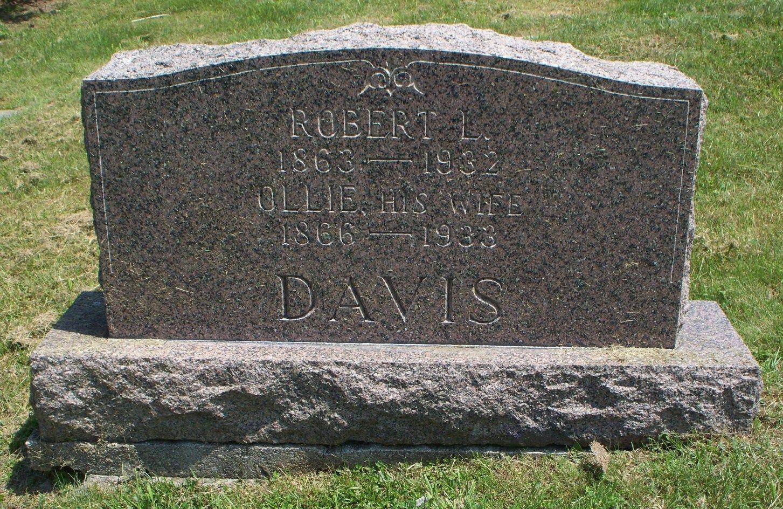 4th Cousin 3 Times Removed Robert L Davis 1863 1932 Find A Grave Photos Davis Robert