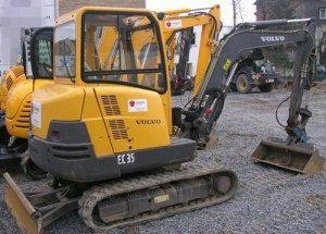 Volvo Ec35 Excavator Service Parts Manual Volvo Excavator Repair Manuals