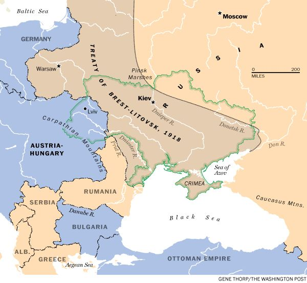 Analysis How Ukraine Became Ukraine In 7 Maps Europe Map Map Historical Maps