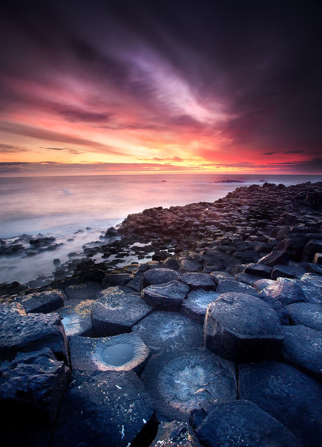 Giant S Causeway Northern Ireland Tobias K This Looks Like