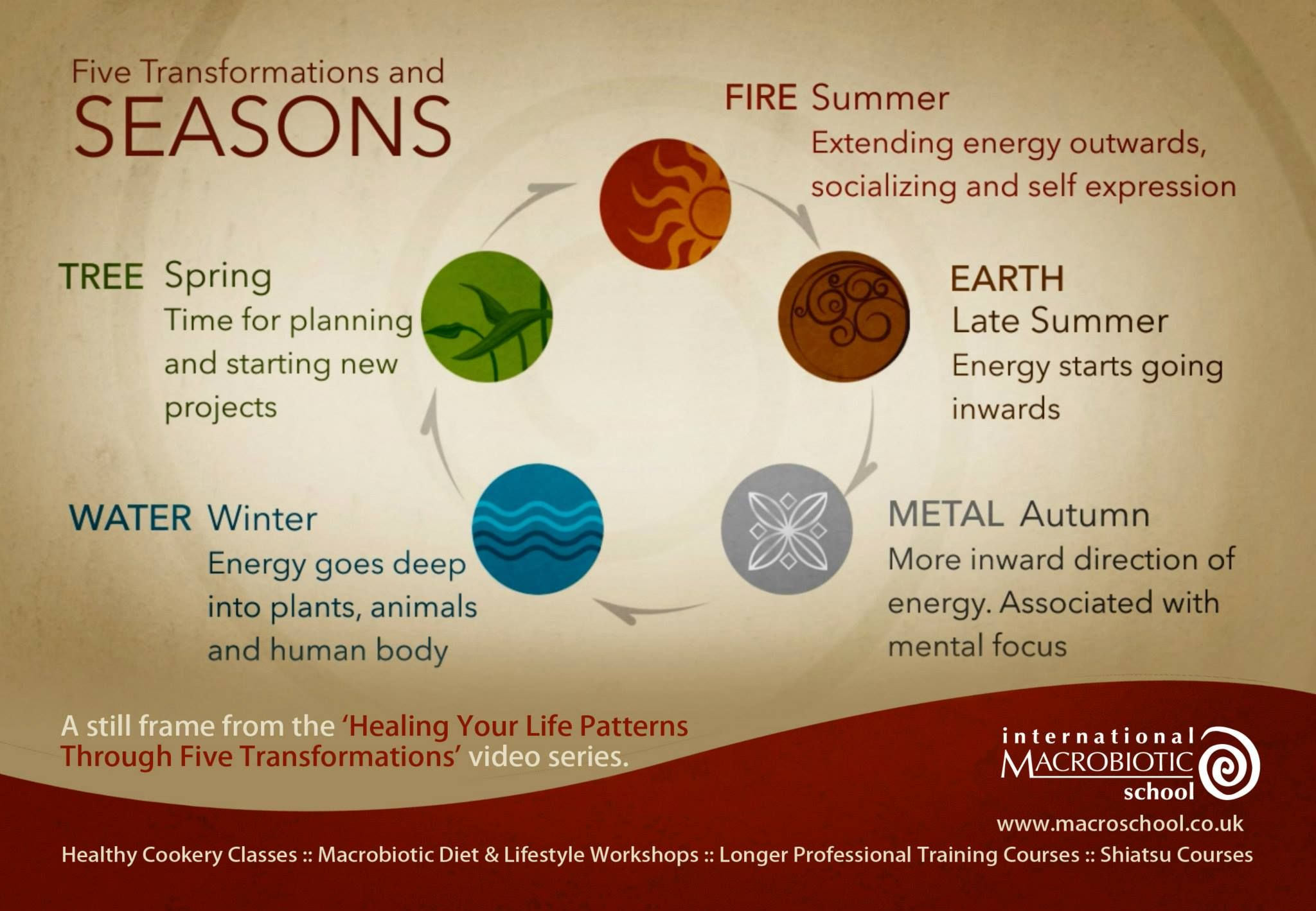 5 transformation and the seasons