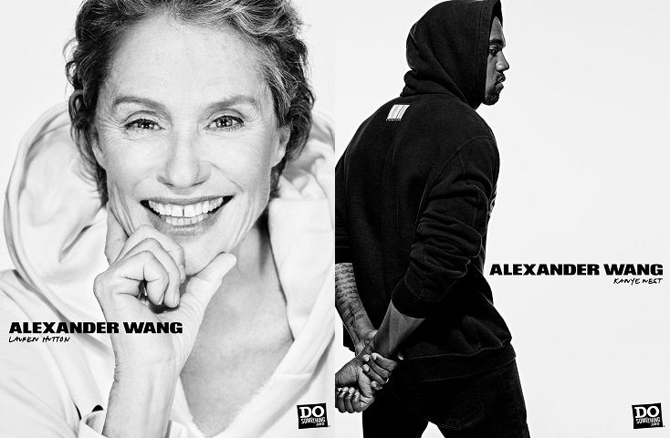 Doo-wops and Hooliganism — To celebrate Alexander Wang's 10 year...
