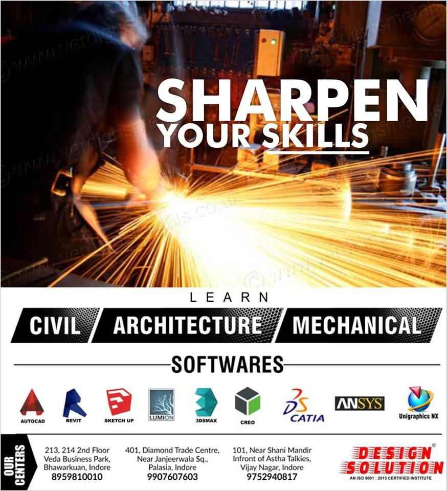 Sharpen Your Skills Civil Architecture Mechanical Interior