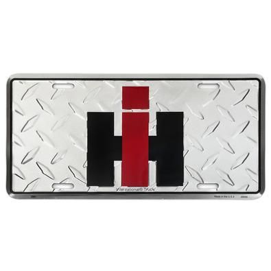 Ih Diamond Plate License Plate Novelty License Plates Diamond