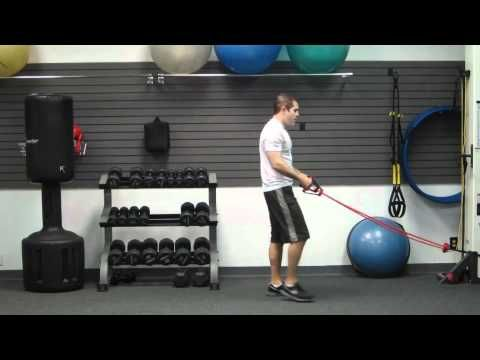 total body resistance band workout for men and women