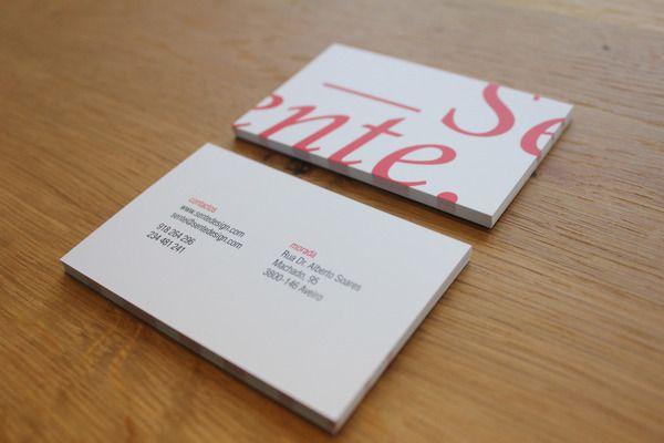 Sente Design | Corporate Identity on Behance