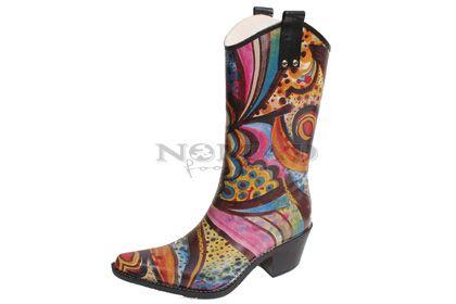 Monet Rain Boot