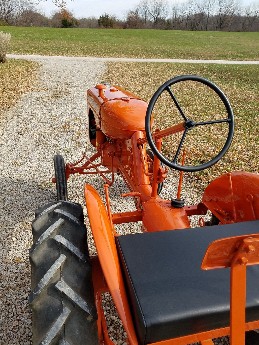 Fully Restored 1940 Allis Chalmers Model B Tractor Pictures
