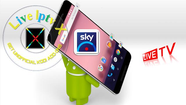 Sky Iptv Android