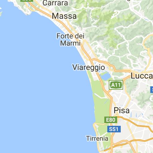 Virtual Travel To Tuscany Italy Lucca Tuscany Map Of Tuscany