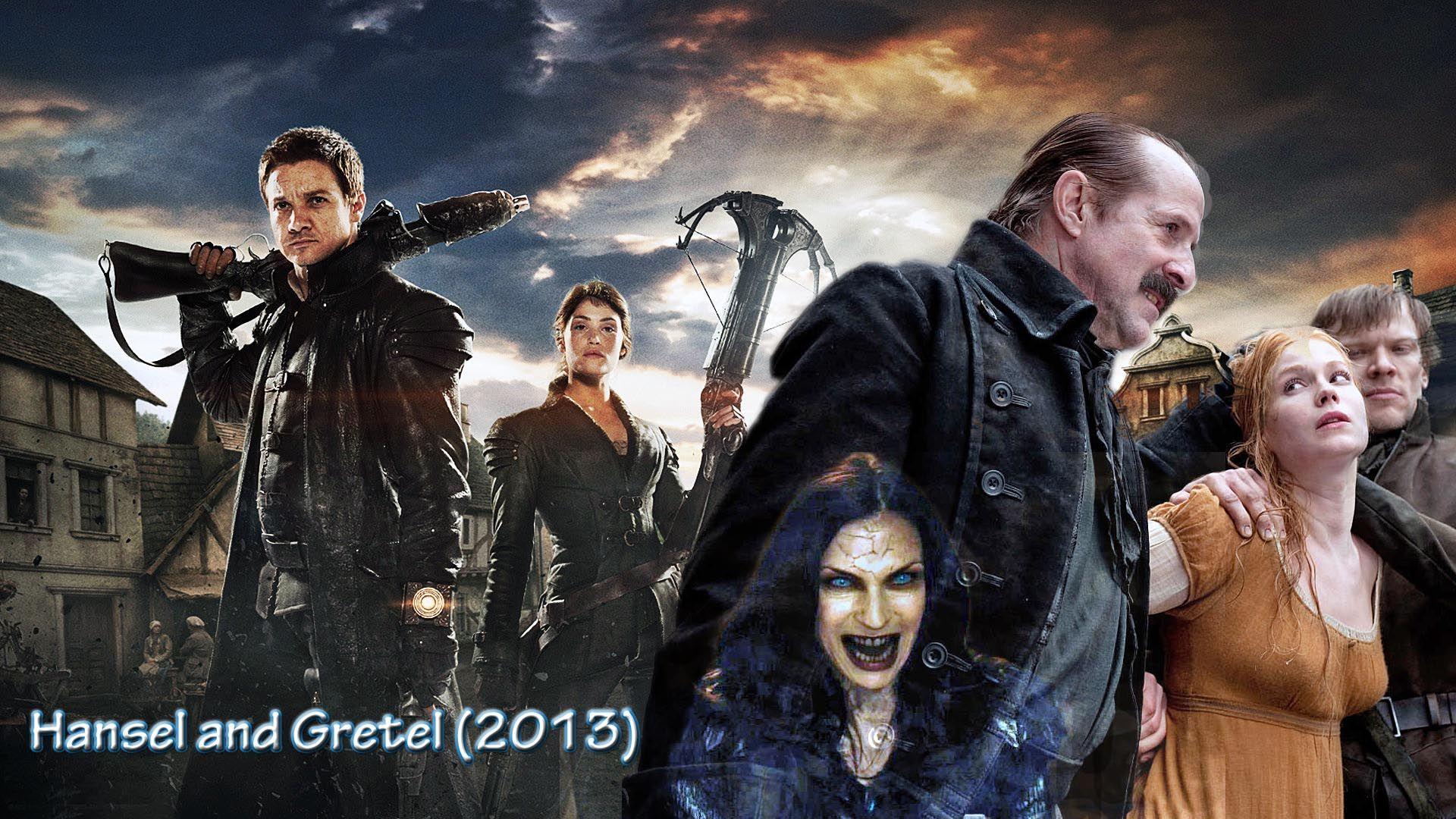 Hansel And Gretel Witch Hunters Fan Art H G Film Pictures Jeremy Renner Galaxy Pictures