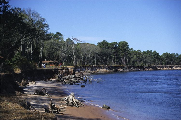 Crooked River State Park In St. Marys, GA