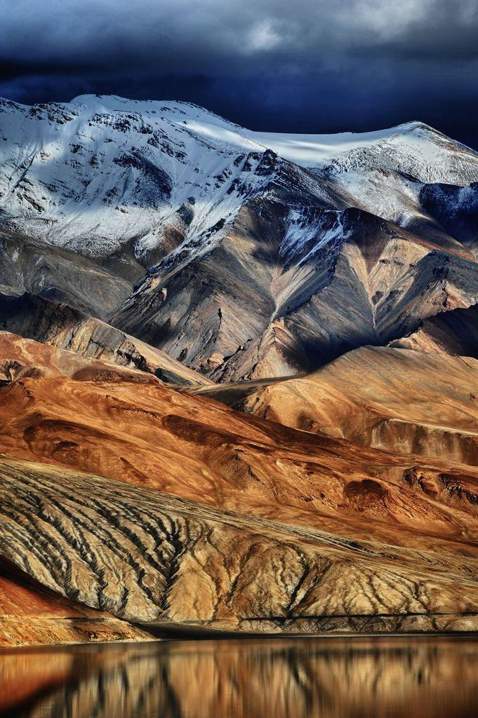 Tsomoriri Wetland Conservation Reserve Ladakh India Places To Travel Nature India Travel