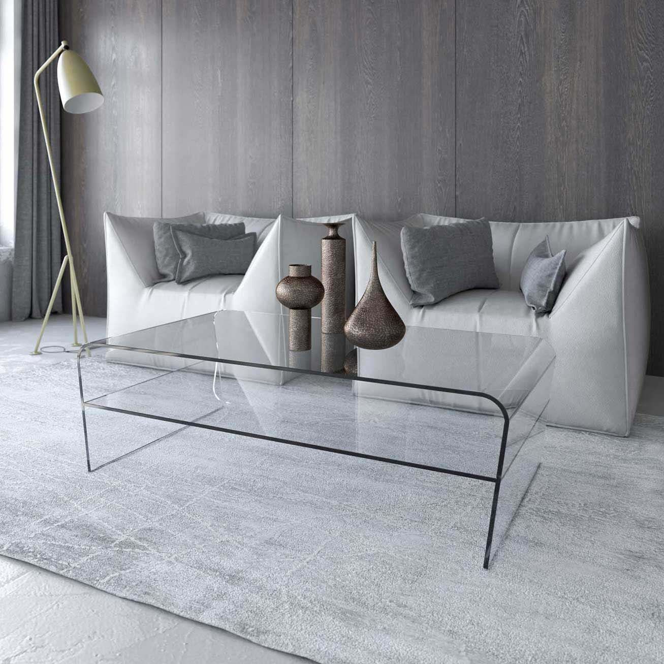 Oblique Curved Glass Coffee Table Klarity Glass Furniture Coffee Table Table Glass Coffee Table [ 1307 x 1307 Pixel ]