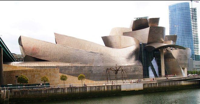 Frank Gehry Museo Guggenheim Bilbao Frank Gehry Arquitectos
