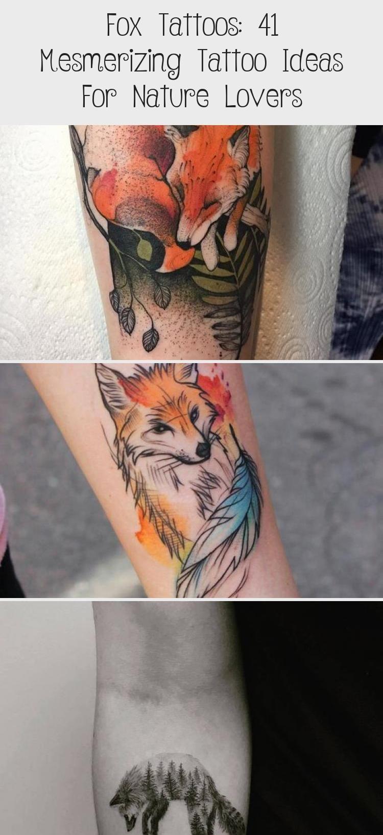 Little Sleeping Fox Tattoo On The Right Shoulder Blade Tattooideendatum Tattooideenoberschenkel Tattooideenb In 2020 Nature Lover Tattoo Fox Tattoo Small Fox Tattoo