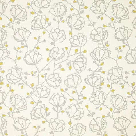 John Lewis Heidi Furnishing Fabric Sulphur With Images
