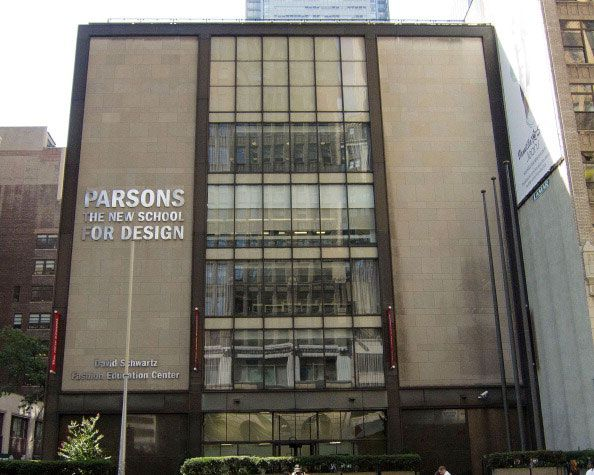 The Top 50 Fashion Schools In The World Parsons School Of Design The New School Nyc Best Fashion Schools